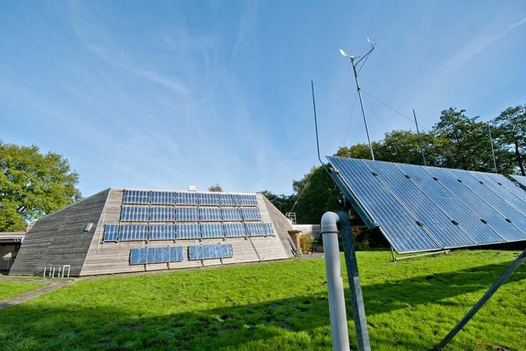 Vor 30 Jahren war der Bau des Energielabors auf dem Uni-Campus absolut visionär
