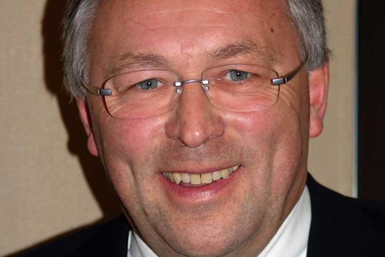 EWE-Chef Dr. Werner Brinker.