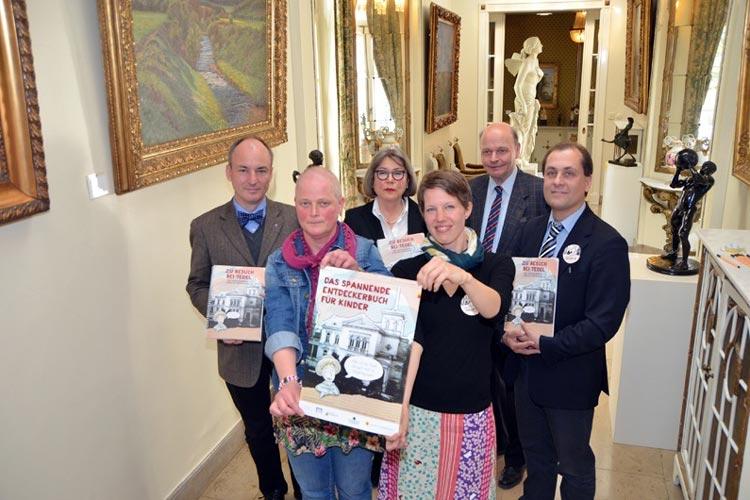 Das Entdeckerbuch macht das Stadtmuseum Oldenburg zum Erlebnisort.
