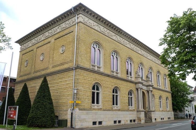 Das Augusteum in Oldenburg wurde saniert.