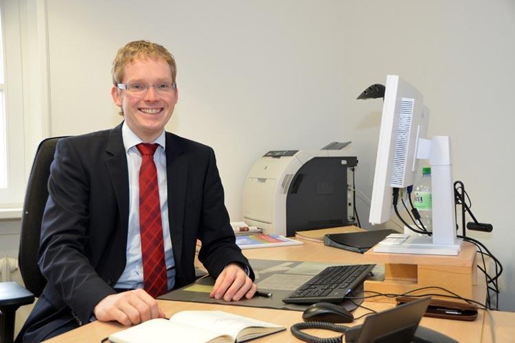 Dr. Henning Müller ist neuer Innovationsberater bei der Handwerkskammer Oldenburg.