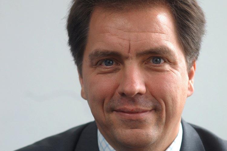 Der SPD-Oberbürgermeisterkandidat Jürgen Krogmann.
