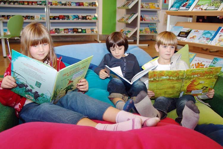 Lesen steht trotz allen Unkenrufen bei Kindern hoch im Kurs. Die Oldenburger Kibum öffnet Samstag ihre Pforten für alle Leseratten.