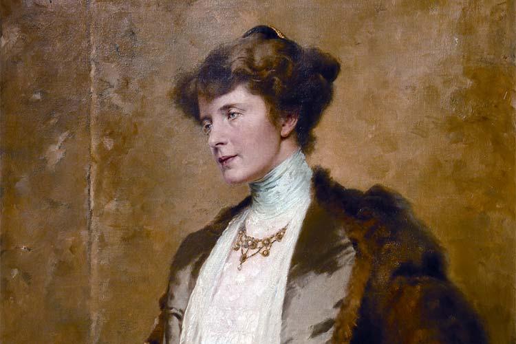 Emmi Lewald wurde 1866 in Oldenburg geboren und gehört zu den fast vergessenen Schriftstellerinnen des deutschen Kaiserreichs und der Weimarer Republik. Mit ihrem ersten Buch Unsre lieben Lieutnants sorgte sie vor allem für einen gesellschaftlichen Skandal.