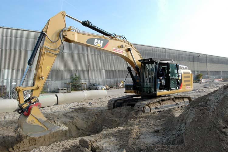 Die Bauarbeiten für den Haltepunkt Wechloy haben begonnen.