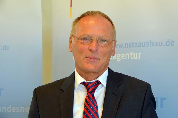 Jochen Homann, Präsident der Bundesnetzagentur.