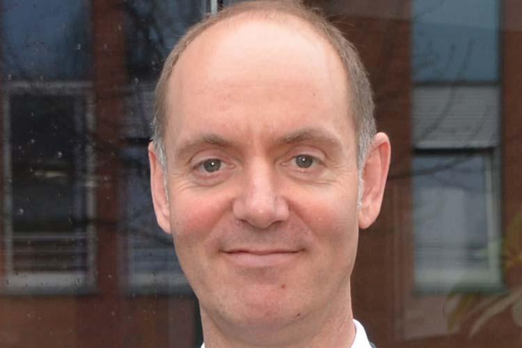 Michael Bolte, Geschäftsführer von Creditreform, stellte die Ergebnisse der jüngsten Unternehmensbefragung vor.