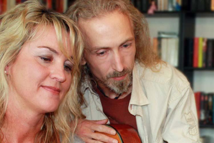 Sind gemeinsam für die Welthungerhilfe kreativ: Karin Köster und Marcus Friedberg.