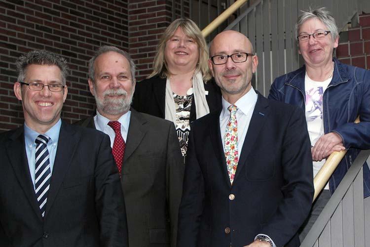 Von einer grundsätzlich erfreulichen Lehrstellenbilanz sprach Ullrich Thies und zog Bilanz für die Region Oldenburg-Wilhelmshaven.