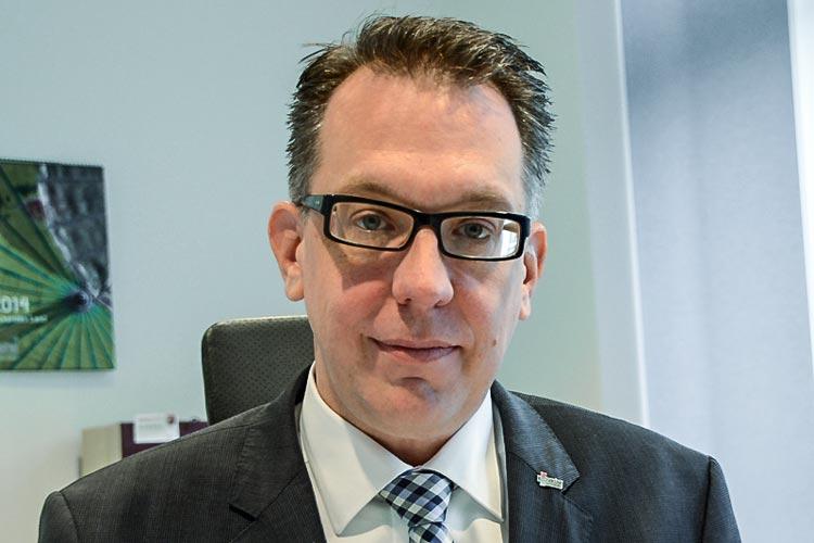 Dr. Dirk Tenzer, Geshäftsführer des Klinikums Oldenburg.