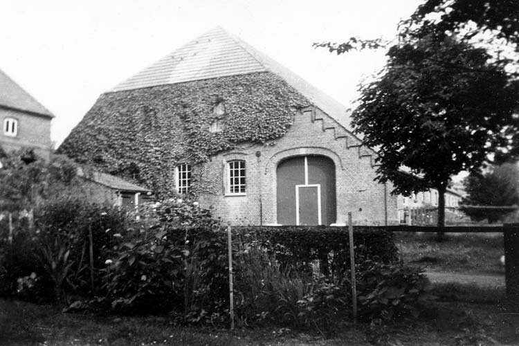 Kurt Müller-Meinhards Lehrhof von Landwirt Gustav Francksen in Klein-Tossens.