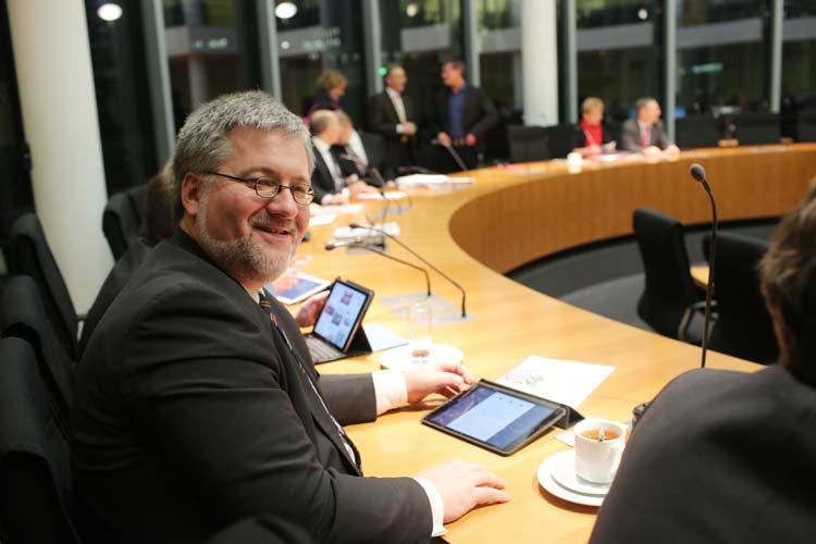 Stephan Albani wurd als Stellvertreter in den Gesundheitsausschuss des Bundestages berufen.