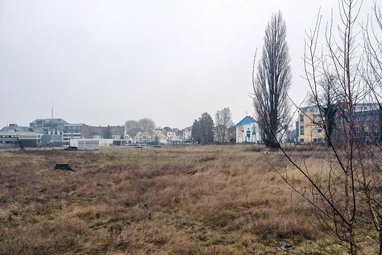 Im Oldenburger Bahnhofsviertel könnte das neue Justizzentrum entstehen.