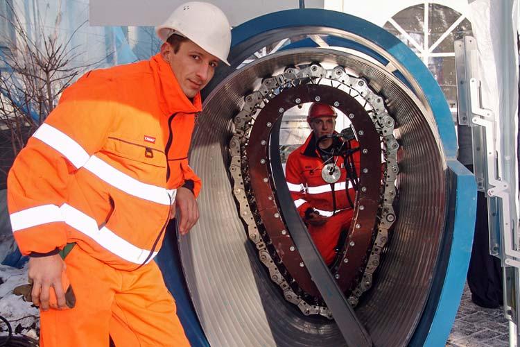 Beim 28. Oldenburger Rohrleitungsforum dreht sich alles um die Unterwelt.