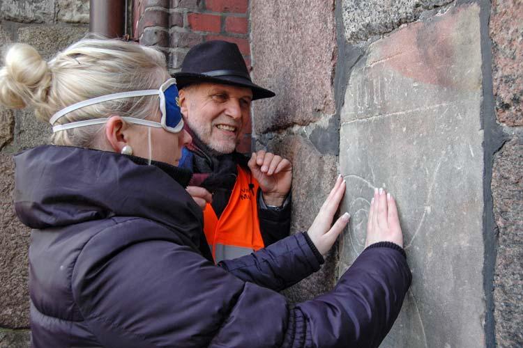 Die Stadtführung SinnvOLl bietet Oldenburger Geschichte zum Anfassen.