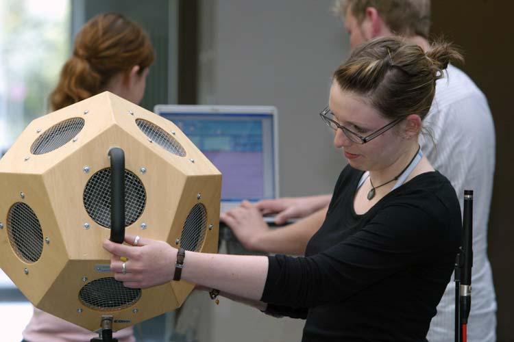 1700 Experten nehmen an der Tagung zur Hörforschung in Oldenburg teil.