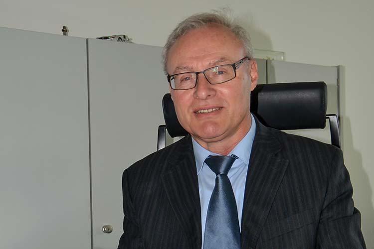 OLG-Präsident Dr. Gerhard Kircher.