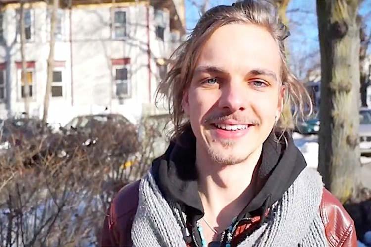 Jannek Zechner wird weiter in Boston studieren.
