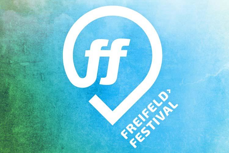 Das neu Freifeld-Logo.