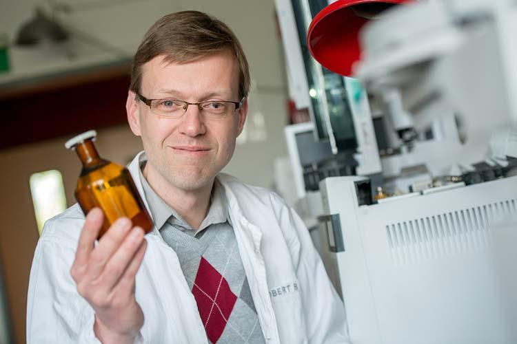 Dr. Oliver Wurl will seine Forschungsidee an der Universität Oldenburg umzusetzen.