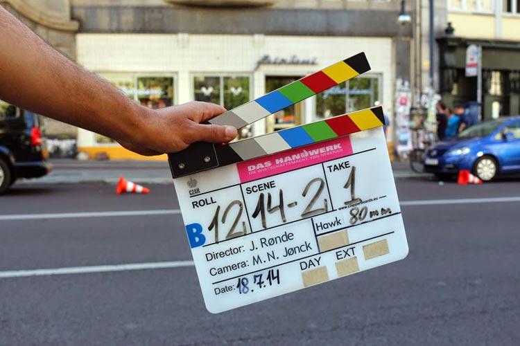 Der neue Film zum Handwerk wurde in Berlin gedreht.