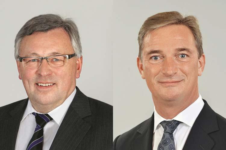 Dr. Werner Brinker wird mit seinem Nachfolger Matthias Brückmann die EWE AG ein Jahr lang gemeinsam leiten, bevor er das Unternehmen verlässt.