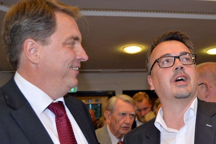 Die Wahlbeteiligung der Oldenburger OB-Wahl war ein Desaster. Jürgen Krogmann und Christoph Baak gehen am 12. Oktober in die Stichwahl.
