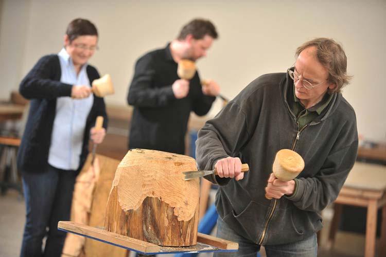 Rund 100 neue Kursangebote läutet die Werkschule Oldenburg bei ihrer Werkschau am 7. September ein.