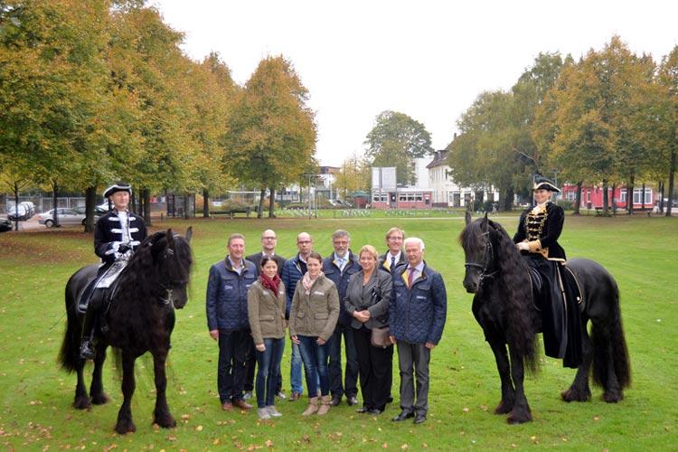 Das traditionelle Reitturnier Oldenburger Pferdetage geht vom 14. bis 16. November unter neuem Namen als Agravis-Cup an den Start in der EWE-Arena.