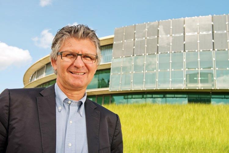 Dr. Gerd Schwandner verabschiedete sich nach achtjähriger Amtszeit als Oberbürgermeister vom Oldenburger Rat.