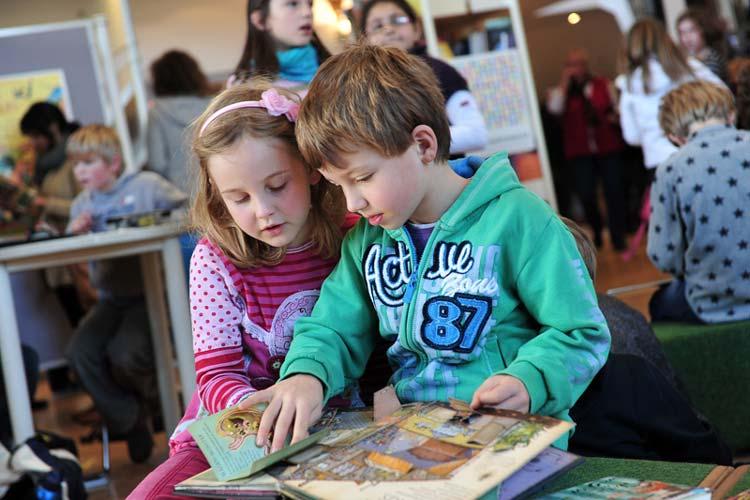Die Türkei steht in diesem Jahr im Mittelpunkt der Kibum, zu der rund 40.000 Leseratten erwartet werden.