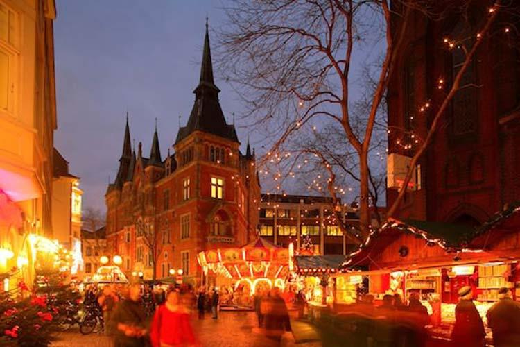 Bis zum 22. Dezember kann der Oldenburger Lamberti-Markt besucht werden.