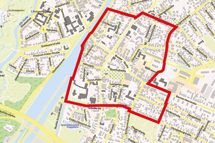 Im Rahmen des Stadtentwicklungsprogramms step2025 sollen 15 Stadtteilzentren mit Bürgern geplant werden. Oberbürgermeister Jürgen Krogmann eröffnet den ersten Stadtteilworkshop in Osternburg.