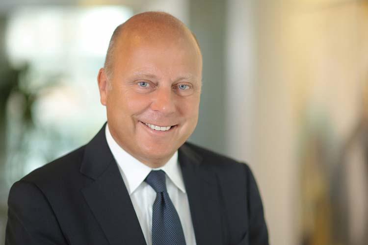 OLB-Vorstandsvorsitzender Patrick Tessmann zog Bilanz für 2014 und blickte optimistisch in die Zukunft.