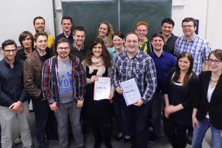 Der Ring Christlich-Demokratischer Studenten (RCDS) und die Juso-Hochschulgruppe Oldenburg (Juso-HSG) einigten sich auf einen Koalitionsvertrag über die Zusammenarbeit im Allgemeinen Studierendenausschuss (AStA) der Universität Oldenburg.