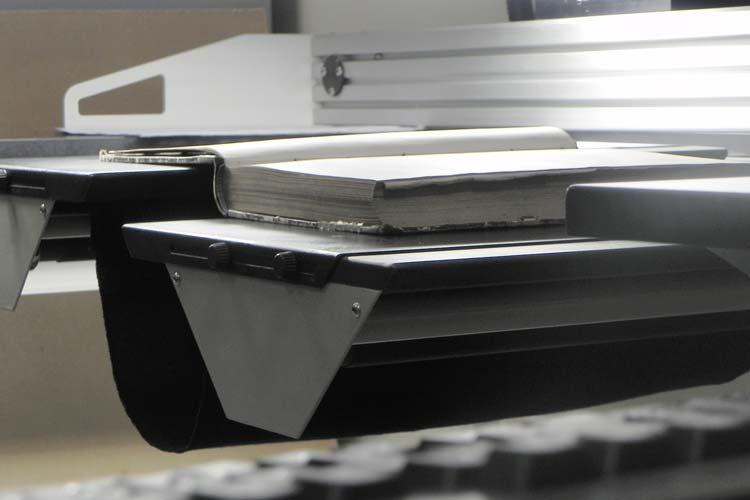 Durch die Digitalisierung lässt sich das Papieraufkommen im Büro drastisch reduzieren.