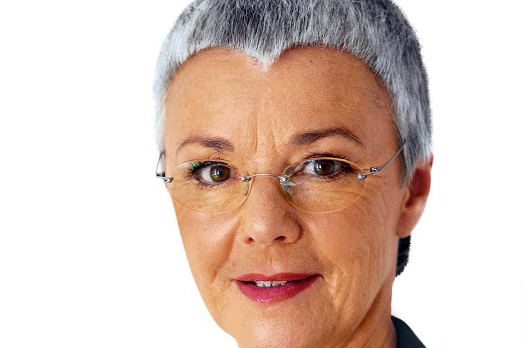 Die Journalistin Gabriele Krone-Schmalz, ehemalige Studioleiterin des ARD-Moskaubüros, stellte in Oldenburg ihr Buch Russland verstehen vor.