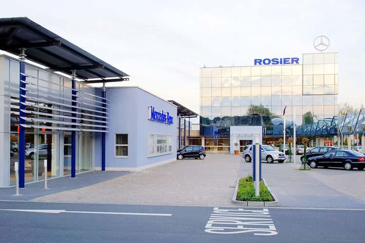 Die Überraschung des Tages: Die Rosier-Gruppe mit Hauptsitz in Oldenburg wurde an die westfälische Senger-Gruppe verkauft.