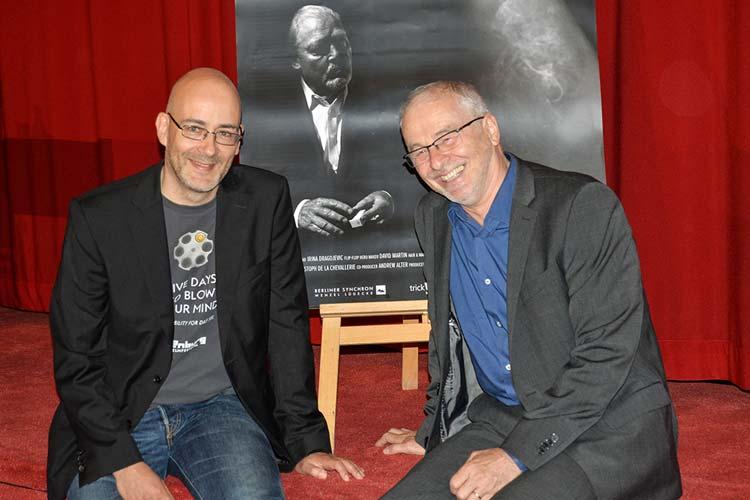 Torsten Neumann und Gerd Koop haben anscheinend lebenslänglich. Sie feiern bereits das zehnjährige Bestehen ihrer Kooperation.