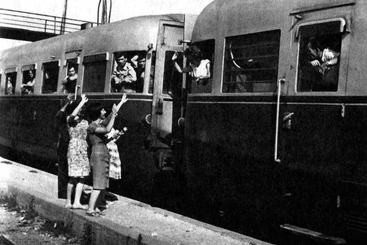 Das war für viele Griechen kein leichter Abschied, als sie Anfang der 1960er Jahre ihre Heimat mit Ziel Delmenhorst verließen, um dort als Gastarbeiter tätig zu sein.
