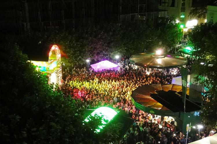 Das Oldenburger Stadtfest beginnt am Mittwoch mit Kochen am Schloss. Das große Highlife findet vom 27. bis zum 29. August statt.