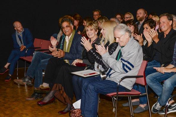Die Filmfest-Gala fand im EWE Forum Alte Fleiwa statt.