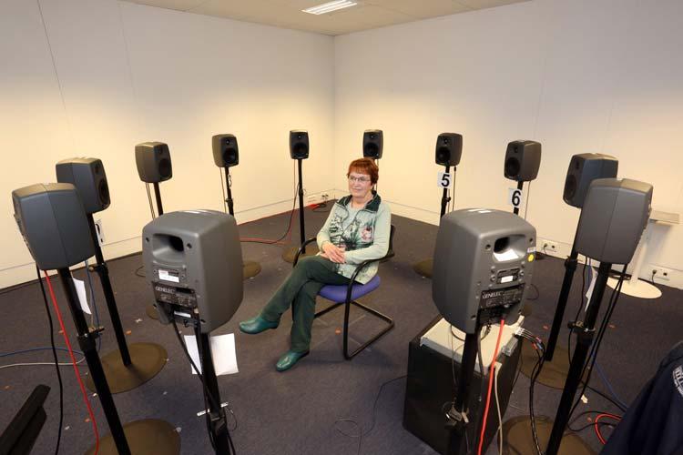 An drei Nachmittagen werden Oldenburger Wissenschaftler im Haus des Hörens interessante Neuigkeiten rund um das Thema Hören vermitteln.