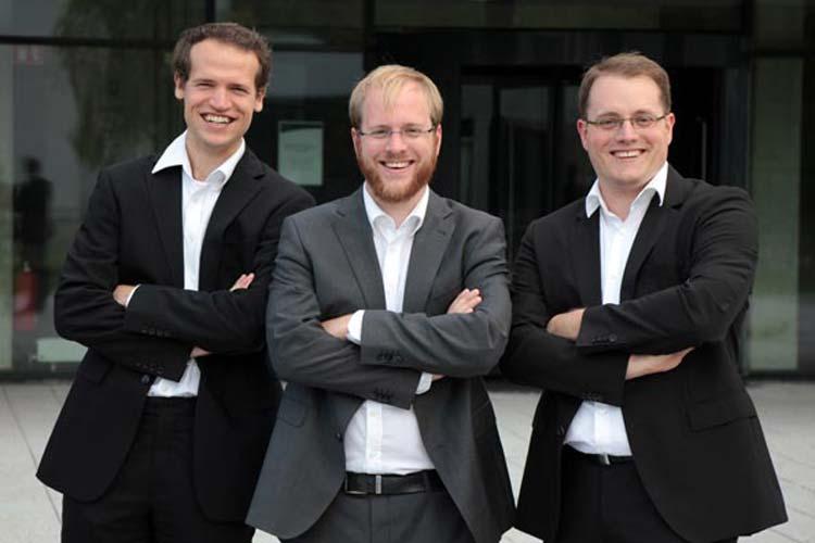 Das Oldenburger Startup MiCROW hat im Rahmen der Internationalen Funkausstellung in Berlin einen Hauptpreis des Gründerwettbewerb – IKT Innovativ gewonnen.