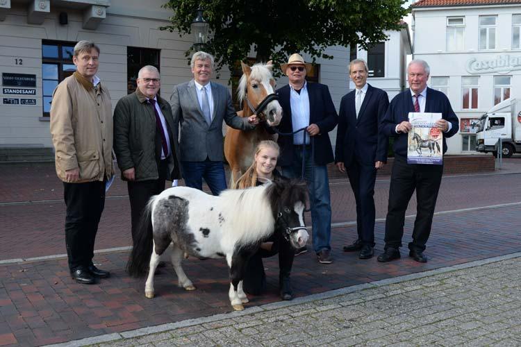 Auf 32 Programmpunkte können sich die Besucher am 13. September von 10 bis 17 Uhr auf dem Oldenburger Pferdemarkt bei freiem Eintritt freuen.