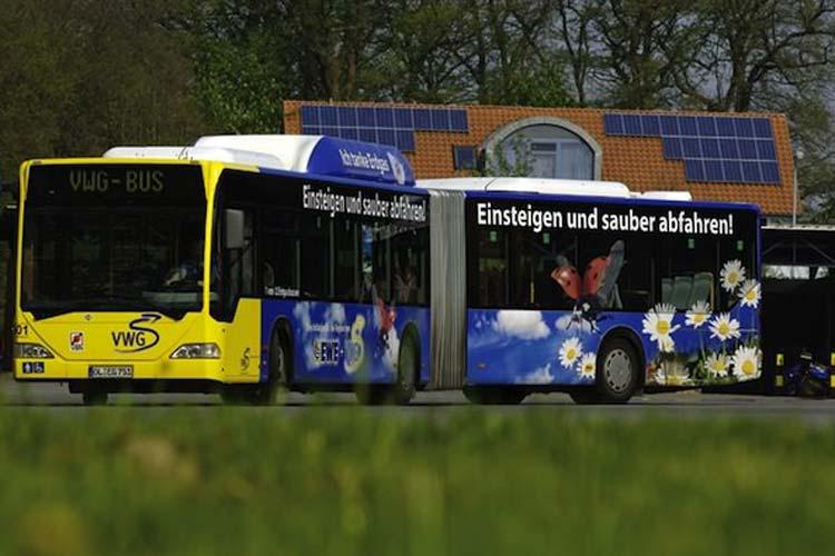 Zum VWG-Fahrplanwechsel gibt es ab heute im Liniennetz der VWG einige Veränderungen. Neben Fahrzeitverschiebungen gibt es auch neue Linien.