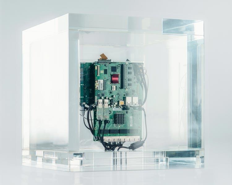 Der Autonomy Cube nutzt das Tor-Netzwerk.
