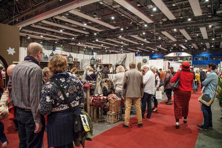 Rund 10.000 Besucher wurden im vergangenen Jahr zu dem Messe-Ensemble Herbst & Winterzauber in den Oldenburger Weser-Ems Hallen begrüßt.