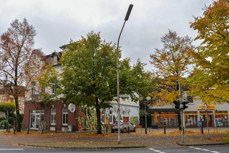 Die Jugendstil-Villa am Osternburger Markt wird zu einem Hotel umgebaut.
