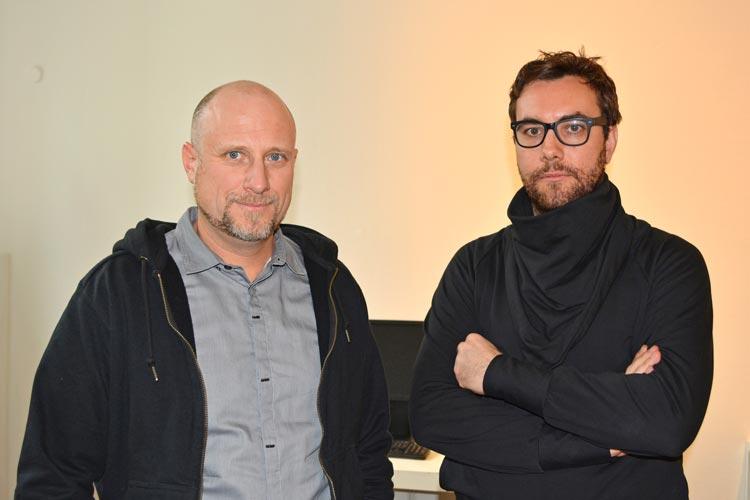 Trevor Paglen und Jakob Appelbaum wirkten bei der Dokumentation Citizenfour mit.